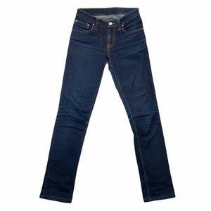Nudie Tube Kelly Rinsed Strikey Jeans